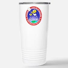 TEAMSAT Logo Travel Mug