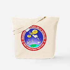 TEAMSAT Logo Tote Bag