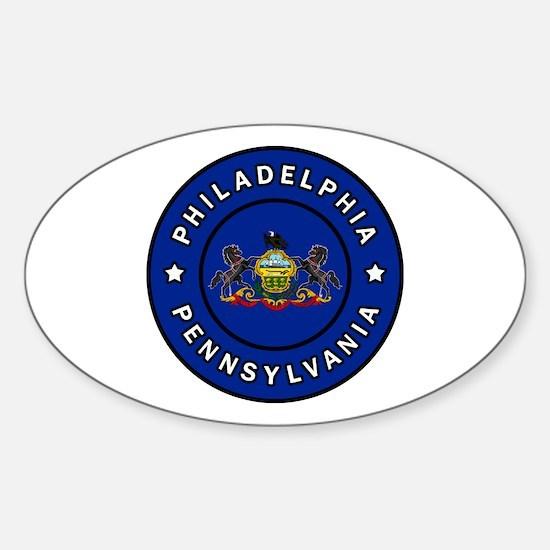Unique 215 Sticker (Oval)