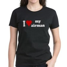 I Love My Airman Tee