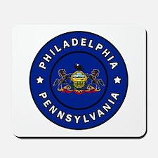 Philadelp Mousepad