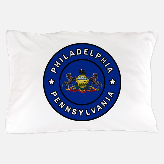 Philadelp Pillow Case