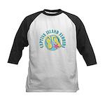 Captiva Flip Flops - Kids Baseball Jersey
