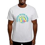Captiva Flip Flops - Light T-Shirt