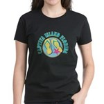 Captiva Flip Flops - Women's Dark T-Shirt