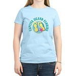 Captiva Flip Flops - Women's Light T-Shirt