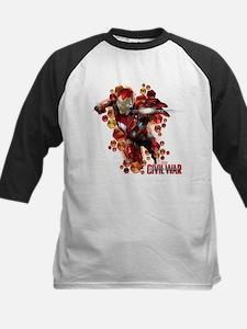 Civil War Iron Man Hexagons Tee