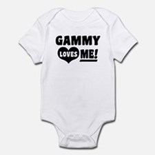 Gammy Loves Me Infant Bodysuit