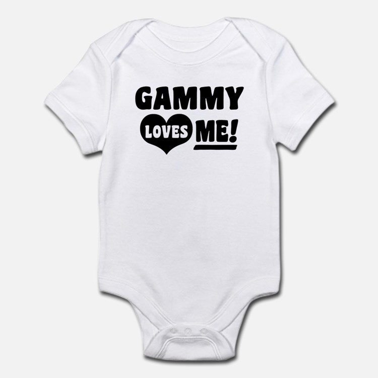 Gammy Loves Me Infant Bodysuit