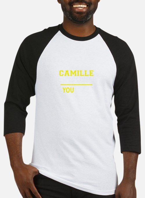 CAMILLE thing, you wouldn't unders Baseball Jersey