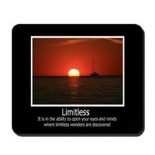 Limitless Mousepad