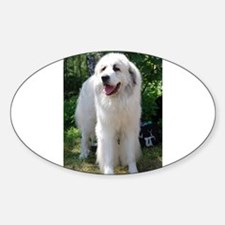 great pyreneese full Decal