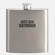 Just ask RAYMOND Flask