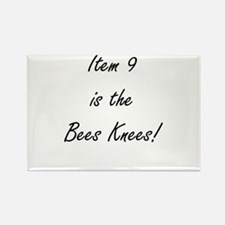 Item 9 is the Bees Knees Magnets