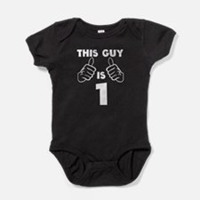 This Guy Is 1 Baby Bodysuit