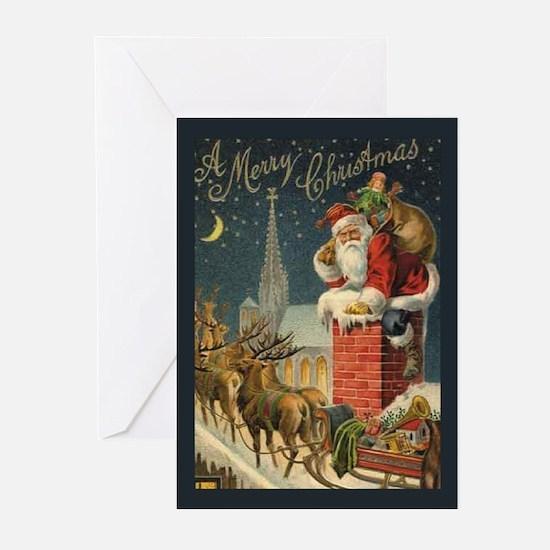 Night Before Christmas Christmas Cards (Pk of 10)