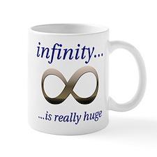 Infinity is Really Huge Mug