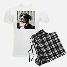 greater swiss mountain dog Pajamas