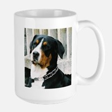 greater swiss mountain dog Mugs
