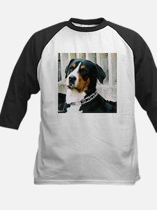 greater swiss mountain dog Baseball Jersey