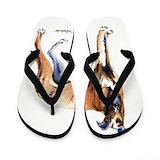 Greyhounds Flip Flops