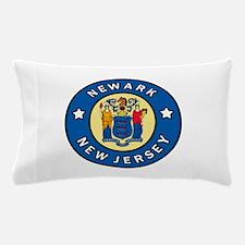 Newark New Jersey Pillow Case