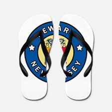 Newark New Jersey Flip Flops