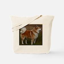 icelandic sheepdog full Tote Bag