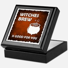 WITCHES BREW Keepsake Box