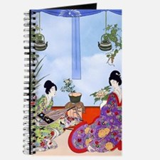 Geisha Musicians, Kimonos ! Journal