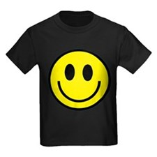 Classic Yellow Smiley Face T