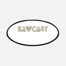 Kawcast(no logo) Patch