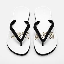 Kawcast(no logo) Flip Flops