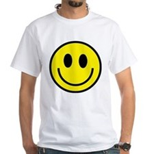 Classic Yellow Smiley Face Shirt