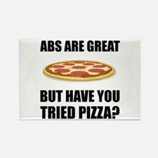 Abdominals Pizza Magnets