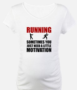 Zombie Running Motivation Shirt