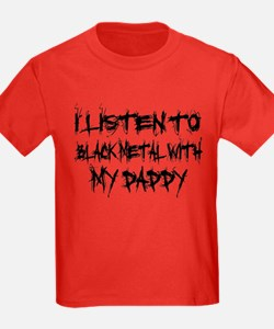 Black Metal With Daddy T