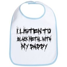 Black Metal With Daddy Bib