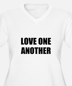 Love One Another Plus Size T-Shirt