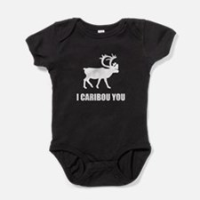 I Caribou You Baby Bodysuit
