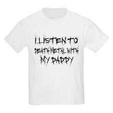 Listen To Death Metal With Da T-Shirt