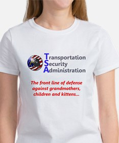 T.S.A. Front Line of Defense Tee
