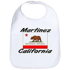 Martinez California Bib