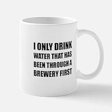 Water Brewery Mugs