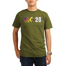 Commodore VIC-20 Black T-Shirt