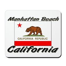 Manhattan Beach California Mousepad