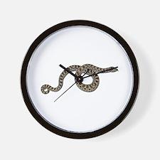 Hognose Snake Wall Clock