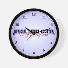 Morale Boost Wall Clock
