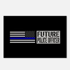 Police: Future Police Off Postcards (Package of 8)