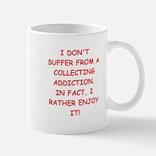 collecting Mugs